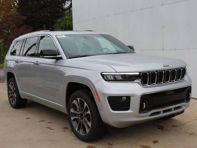 2021 Jeep Grand Cherokee L for sale in Fremont, MI