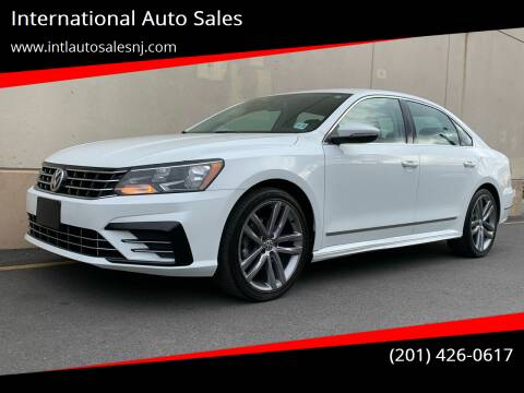 2016 Volkswagen Passat for sale at International Auto Sales in Hasbrouck Heights NJ
