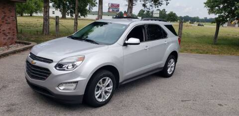 2017 Chevrolet Equinox for sale at Elite Auto Sales in Herrin IL