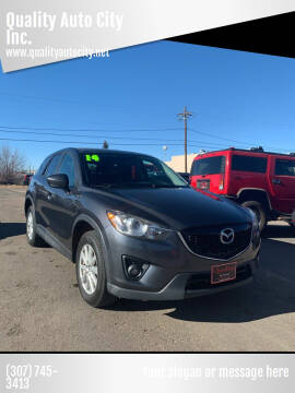 2014 Mazda CX-5 for sale at Quality Auto City Inc. in Laramie WY