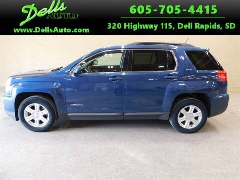 2016 GMC Terrain for sale at Dells Auto in Dell Rapids SD