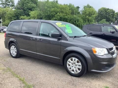 2018 Dodge Grand Caravan for sale at Mark's Sales and Service in Schoolcraft MI
