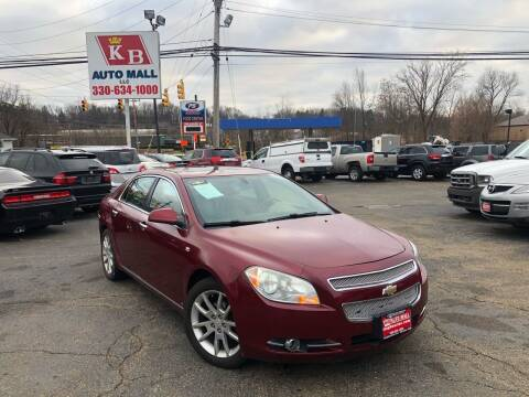 2008 Chevrolet Malibu for sale at KB Auto Mall LLC in Akron OH