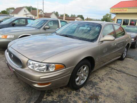 2004 Buick LeSabre for sale at Bells Auto Sales in Hammond IN