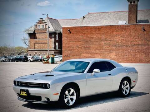 2018 Dodge Challenger for sale at ARCH AUTO SALES in Saint Louis MO