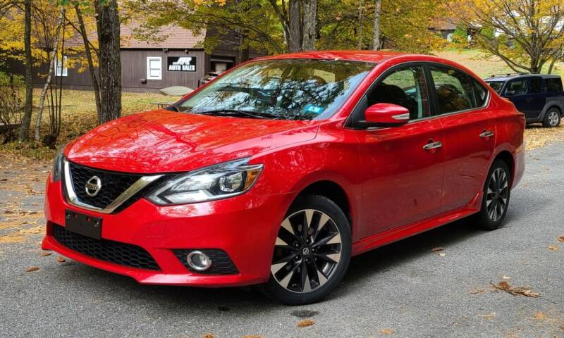 2016 Nissan Sentra for sale at JR AUTO SALES in Candia NH