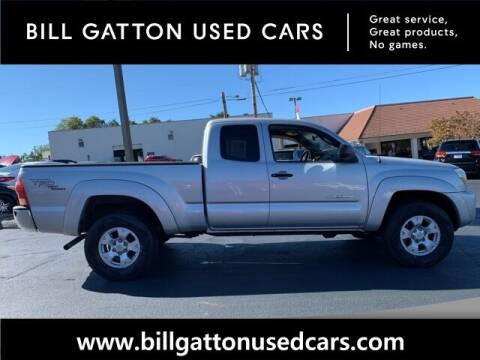2005 Toyota Tacoma for sale at Bill Gatton Used Cars in Johnson City TN
