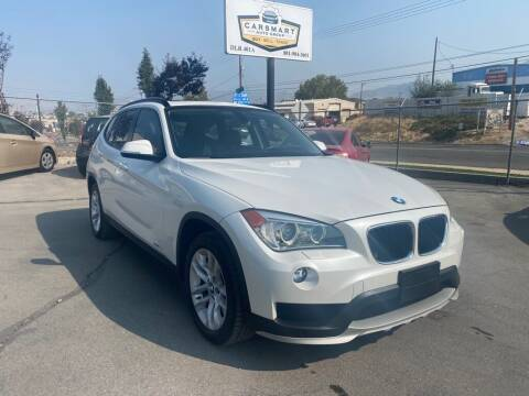 2015 BMW X1 for sale at CarSmart Auto Group in Murray UT