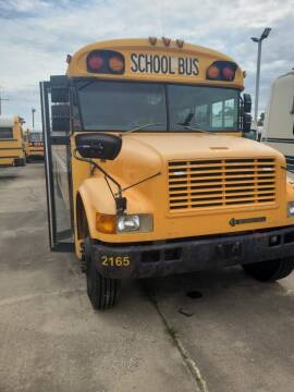 2000 International Blue Bird for sale at Global Bus Sales & Rentals in Alice TX