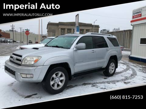2005 Toyota 4Runner for sale at Imperial Auto of Marshall in Marshall MO