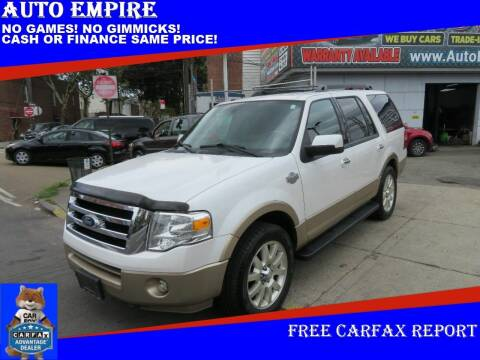 2011 Ford Expedition for sale at Auto Empire in Brooklyn NY