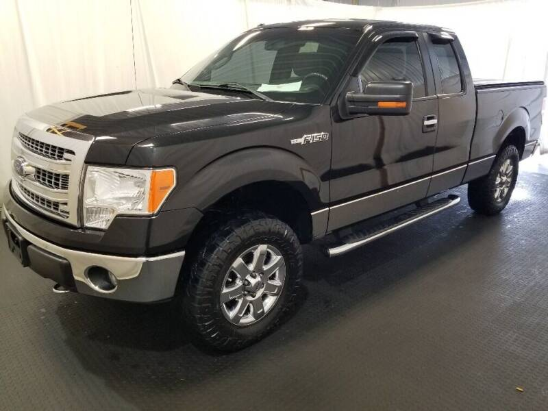 2014 Ford F-150 for sale at Rick's R & R Wholesale, LLC in Lancaster OH
