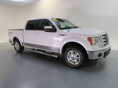 2014 Ford F-150 for sale at Salinausedcars.com in Salina KS