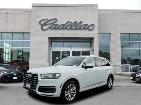 2018 Audi Q7 for sale at Radley Cadillac in Fredericksburg VA