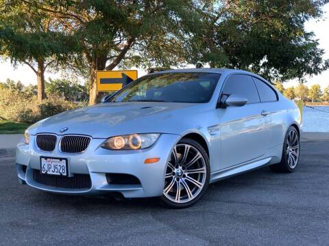 2009 BMW M3 for sale at SHOMAN AUTO GROUP in Davis CA