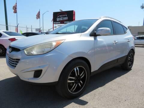 2012 Hyundai Tucson for sale at Moving Rides in El Paso TX
