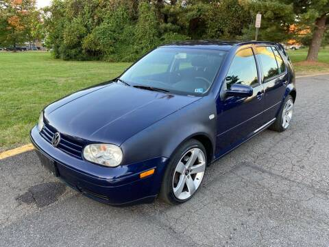2004 Volkswagen Golf for sale at D&S IMPORTS, LLC in Strasburg VA