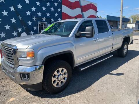 2015 GMC Sierra 3500HD for sale at The Truck Lot LLC in Lakeland FL