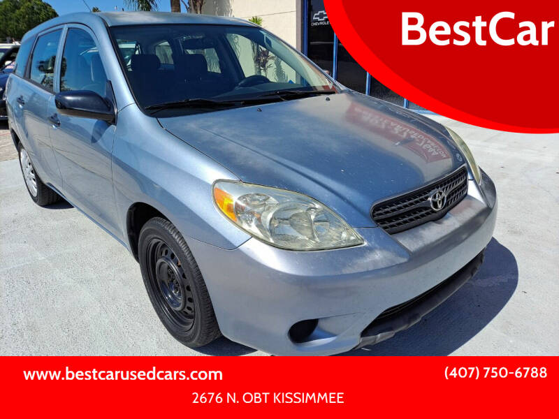 2006 Toyota Matrix for sale at BestCar in Kissimmee FL