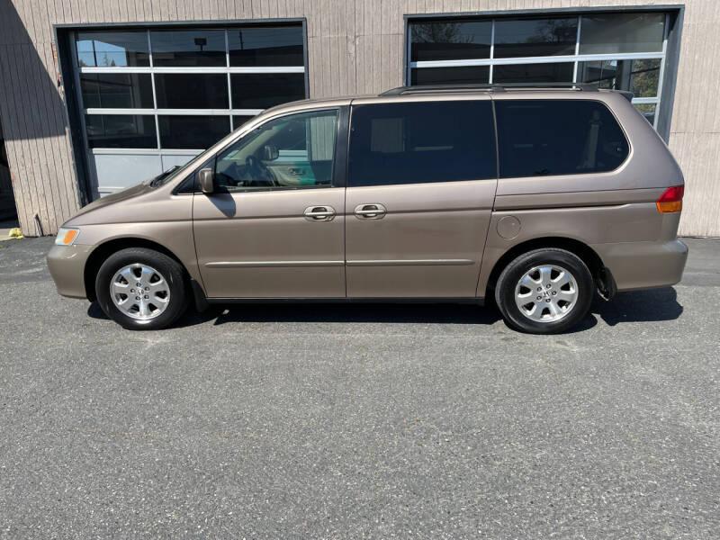 2003 Honda Odyssey for sale at Westside Motors in Mount Vernon WA