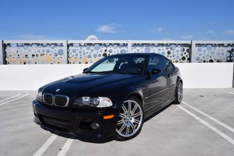2004 BMW M3 for sale at Dino Motors in San Jose CA