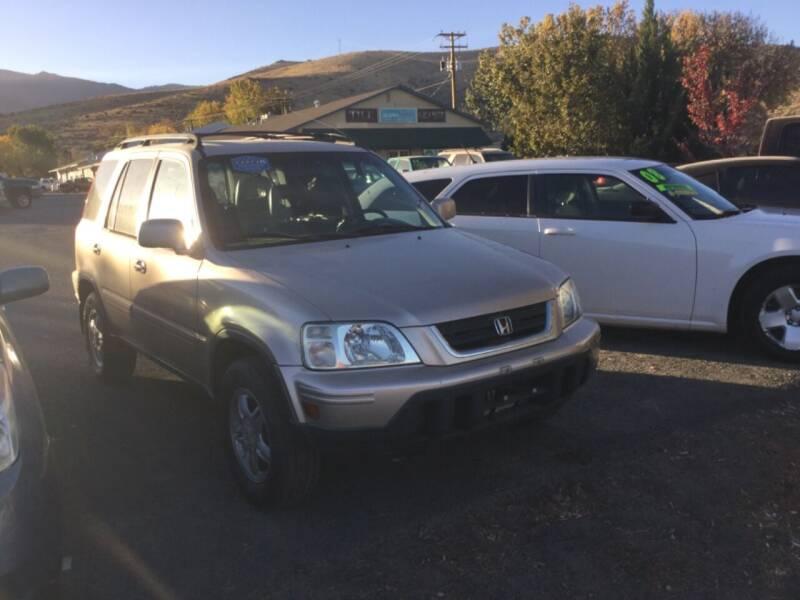 2001 Honda CR-V for sale at Small Car Motors in Carson City NV