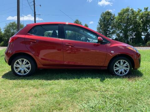 2014 Mazda MAZDA2 for sale at Tennessee Valley Wholesale Autos LLC in Huntsville AL
