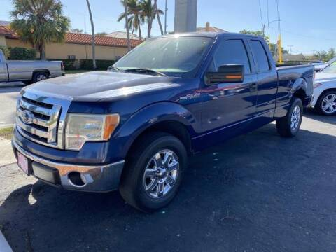2010 Ford F-150 for sale at Mike Auto Sales in West Palm Beach FL