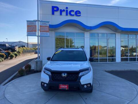 2021 Honda Passport for sale at Price Honda in McMinnville in Mcminnville OR