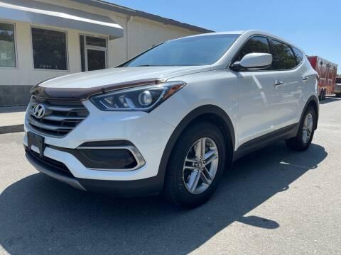 2017 Hyundai Santa Fe Sport for sale at 707 Motors in Fairfield CA