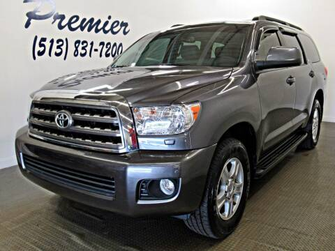 2016 Toyota Sequoia for sale at Premier Automotive Group in Milford OH