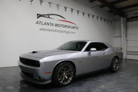 2015 Dodge Challenger for sale at Atlanta Motorsports in Roswell GA