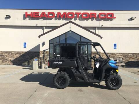 2021 Can-Am SSV DEFENDER DPS HD8 for sale at Head Motor Company - Head Indian Motorcycle in Columbia MO