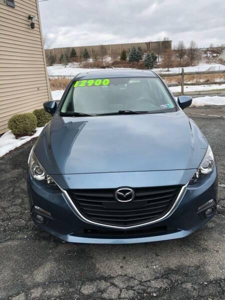 2015 Mazda MAZDA3 for sale at Cool Breeze Auto in Breinigsville PA