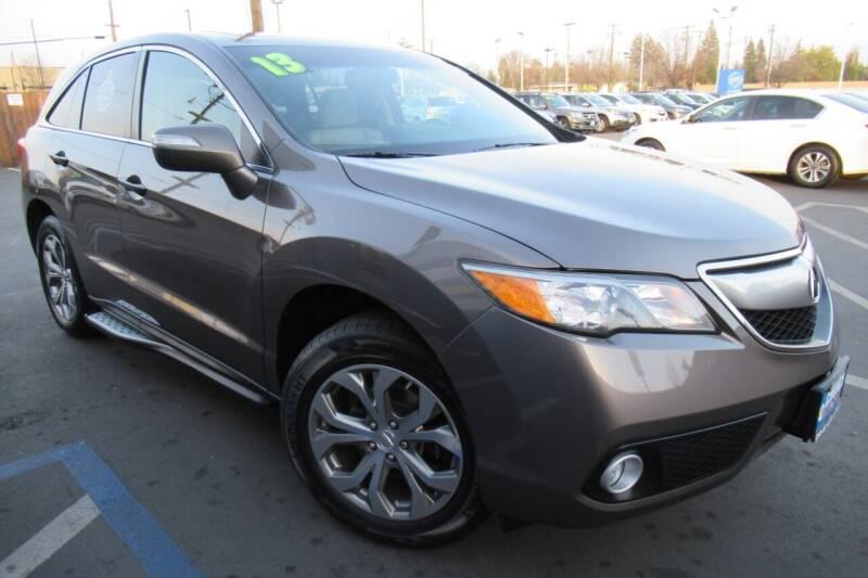 2013 Acura RDX for sale at Choice Auto & Truck in Sacramento CA