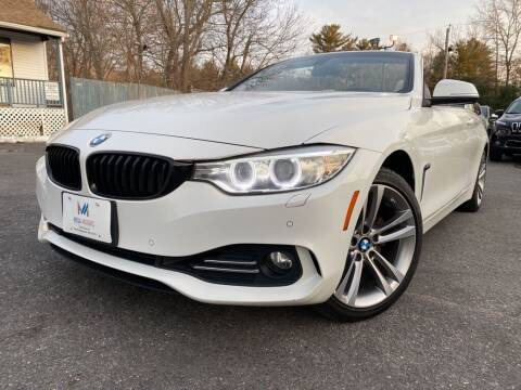 2016 BMW 4 Series for sale at Mega Motors in West Bridgewater MA