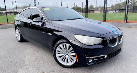2017 BMW 5 Series for sale at Maxima Auto Sales in Malden MA