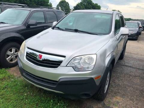 2008 Saturn Vue for sale at Pine Auto Sales in Paw Paw MI