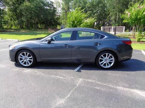 2014 Mazda MAZDA6 for sale at BALKCUM AUTO INC in Wilmington NC