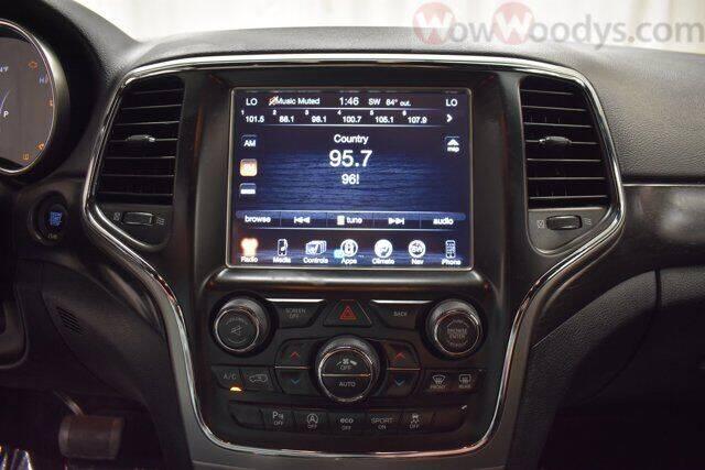 2017 Jeep Grand Cherokee 4x4 Altitude 4dr SUV - Chillicothe MO