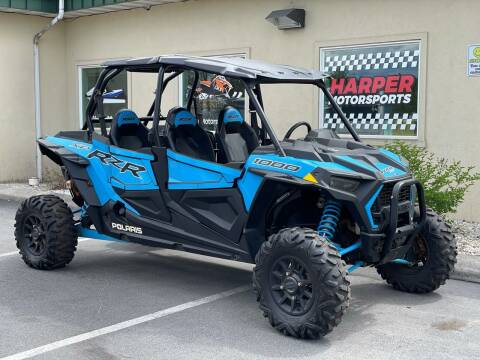 2020 Polaris RZR 1000 XP 4 Seat