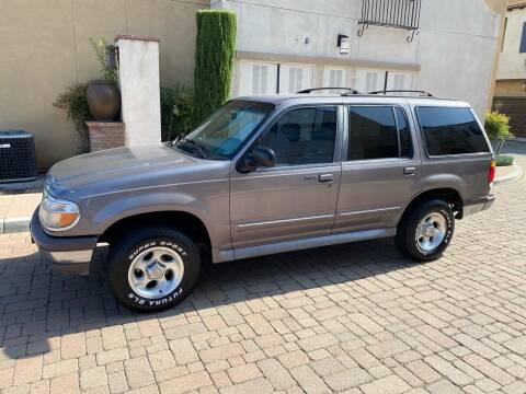 1997 Ford Explorer for sale at California Motor Cars in Covina CA