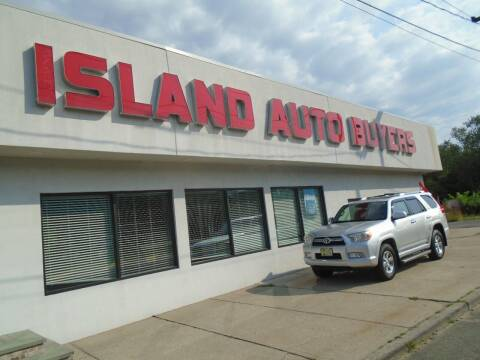 2013 Toyota 4Runner for sale at Island Auto Buyers in West Babylon NY