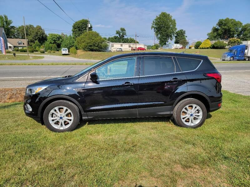 2019 Ford Escape for sale at 220 Auto Sales in Rocky Mount VA