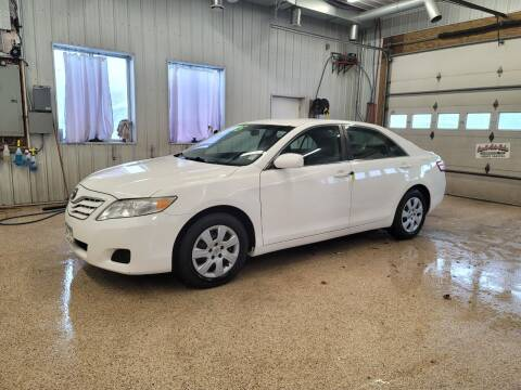 2010 Toyota Camry for sale at Sand's Auto Sales in Cambridge MN