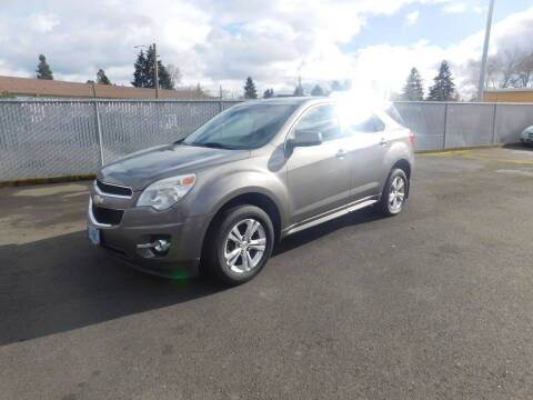 2011 Chevrolet Equinox for sale at Salem Motorsports in Salem OR