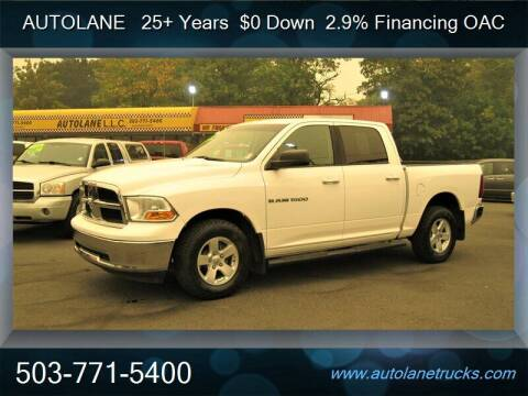 2012 RAM Ram Pickup 1500 for sale at Auto Lane in Portland OR