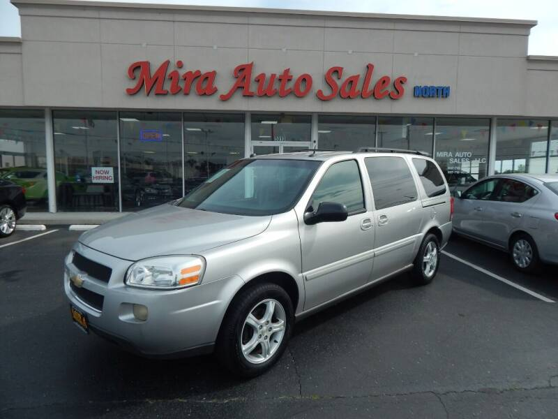 2005 Chevrolet Uplander for sale at Mira Auto Sales in Dayton OH
