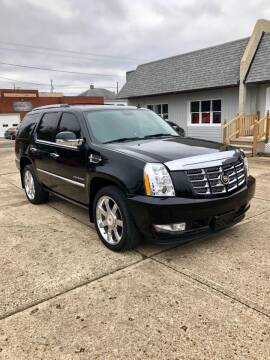 2010 Cadillac Escalade for sale at Stephen Motor Sales LLC in Caldwell OH