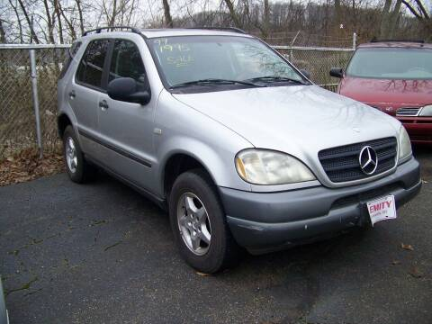 1999 Mercedes-Benz M-Class for sale at Collector Car Co in Zanesville OH